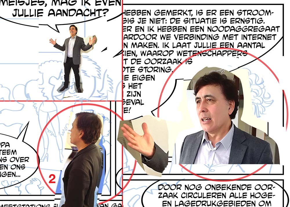 Afbeelding cameo 16a foto+schets